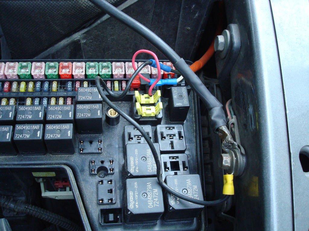 штатная магнитола приоры схема проводов