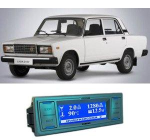 Бортовой компьютер для ВАЗ-2107