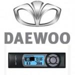 бортовой компьютер для Daewoo