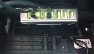 USB порты