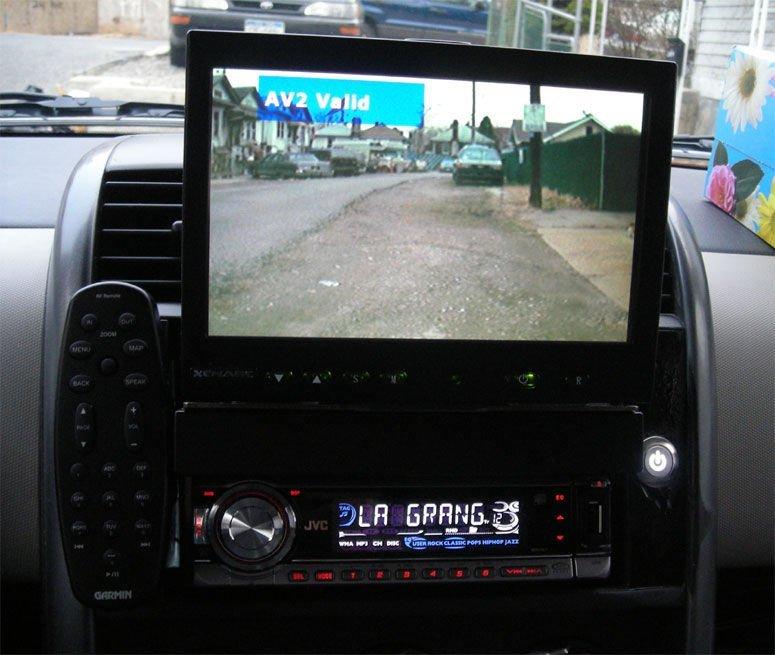 изображение от камеры