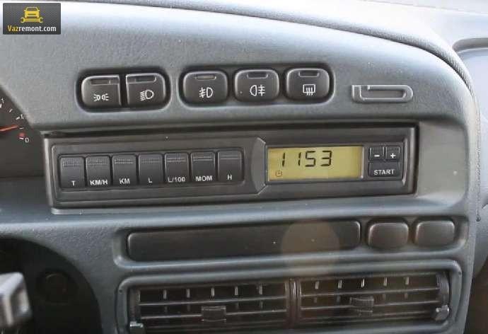 Почему вам нужен бортовой компьютер на ВАЗ 2114?