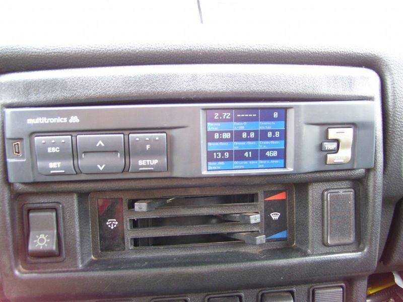 ВАЗ 21099. Бортовой компьютер