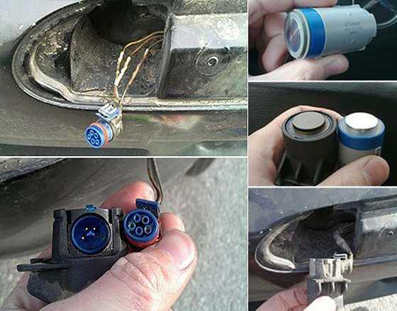 Диагностика металлизированной ленты парктроника