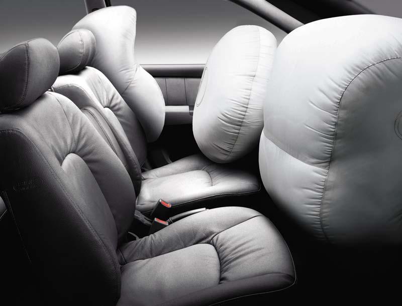 О подушках безопасности для автомобиля