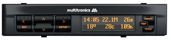 Основные характеристики Multitronics X140