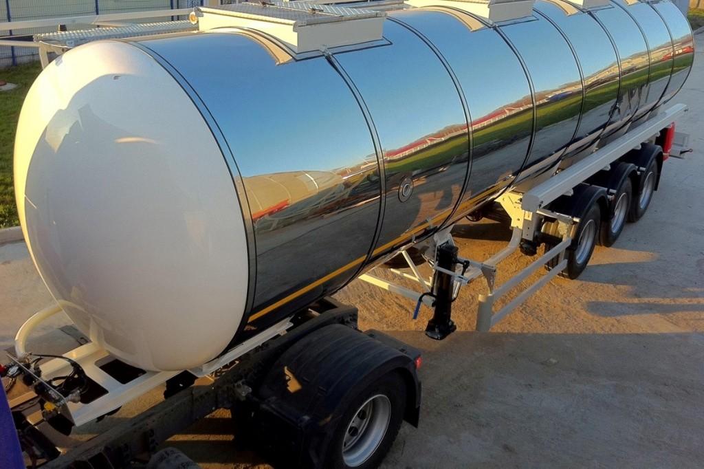 Существующие разновидности цистерн для перевозки нефтепродуктов